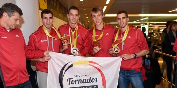 Mondiaux de relais: Jacques Borlée sélectionne ses trois fils - La DH