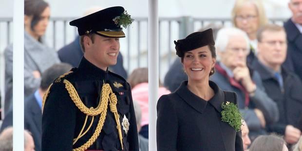 """Ça y est, le prince William est en congé, """"Royal Baby 2"""" peut arriver! - La DH"""