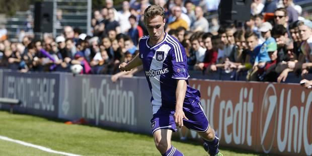 Waasland-Beveren et Genk s'offrent des espoirs d'Anderlecht - La DH