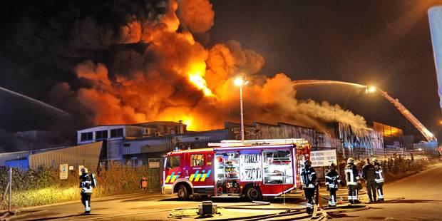 Food Impact a digéré l'incendie - La DH