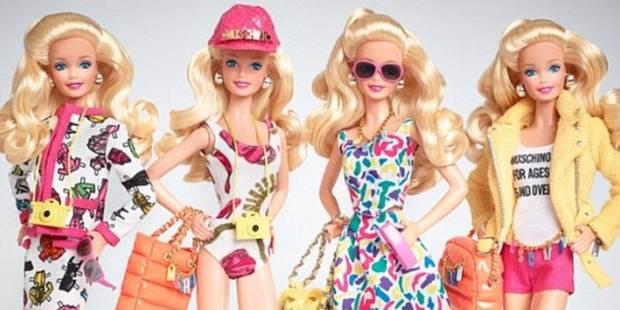 Barbie fait un malheur sur Instagram - La DH