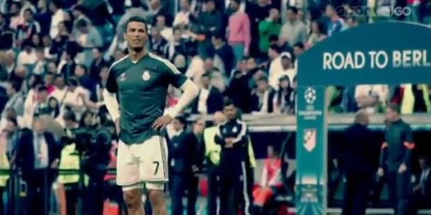 Ronaldo fait mal à un enfant puis se fait pardonner - La DH