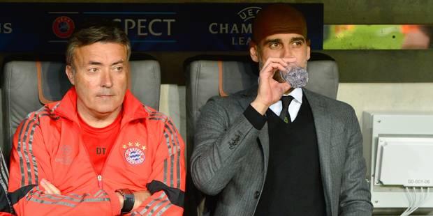 Barcelone-Bayern, le match de Guardiola - La DH