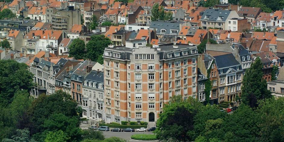 Focus sur le prix de l'immobilier à Bruxelles (Infographie) - La DH