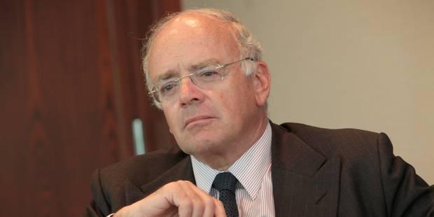 L'ancien président de Belfius Alfred Bouckaert coupable de faux et usage de faux - La DH