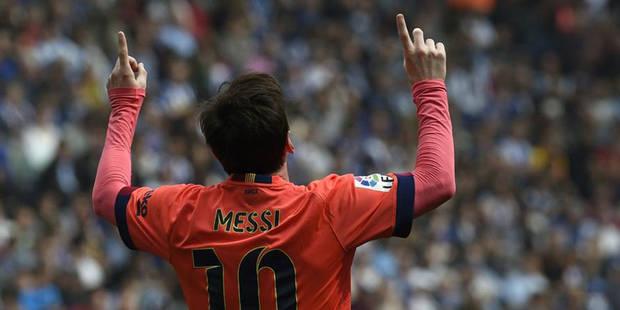 Liga: Messi survole le derby, Griezmann plane - La DH