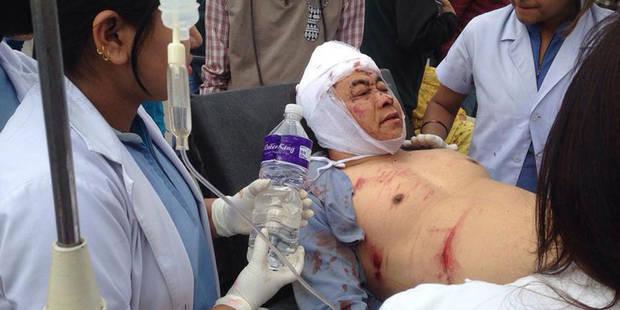 Séisme au Népal: au moins 1.200 morts et probablement beaucoup plus (PHOTOS ET VIDEOS) - La DH