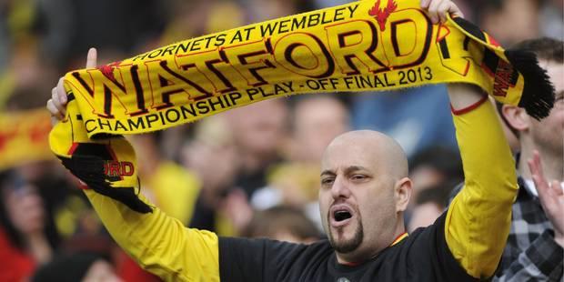 Watford de retour en Premier League! - La DH