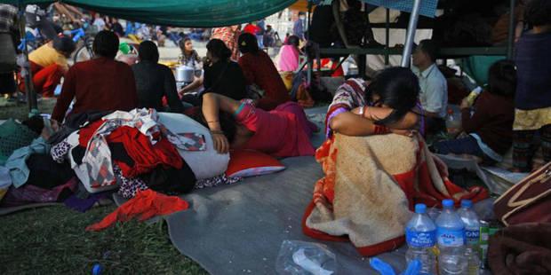 Séisme au Népal: B-Fast emmène 10 tonnes de matériel et des chiens - La DH