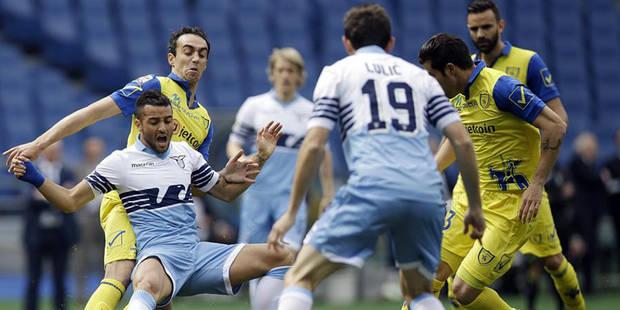 Serie A: la Lazio gâche une occasion, la Juventus chute - La DH