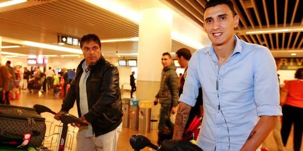 """Suarez est de retour: """"Je veux encore jouer"""" (Photos) - La DH"""