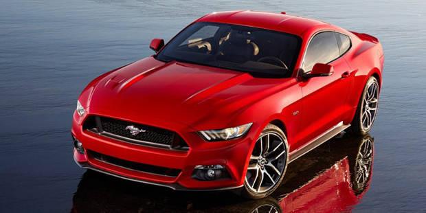 La Ford (Mustang) la plus rapide jamais produite pour l'Europe! - La DH