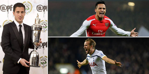 Meilleur joueur de Premier League: pourquoi pas Kane ou Sanchez ?
