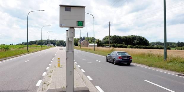 Pas de radar-tronçon avant 2016 en Wallonie - La DH