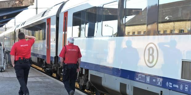 Les performances du rail belge dans la moyenne européenne, selon une étude - La DH