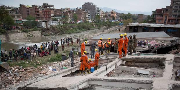 Séisme au Népal: toujours aucune nouvelle de 7 Belges - La DH