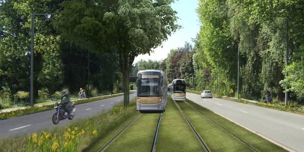Nord de Bruxelles: le tram 9 est enfin sur les rails ! - La DH