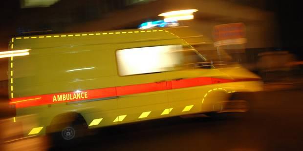Drame à Freux: deux femmes tuées dans un accident après une sortie de route - La DH