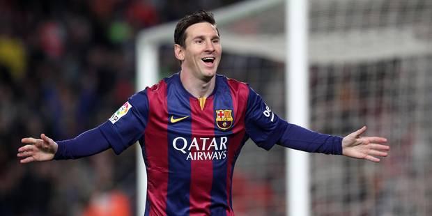 Lionel Messi a une grande nouvelle à vous annoncer (PHOTO) - La DH