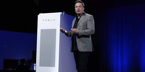 La batterie Tesla qui va révolutionner votre façon de consommer l'électricité ! - La DH