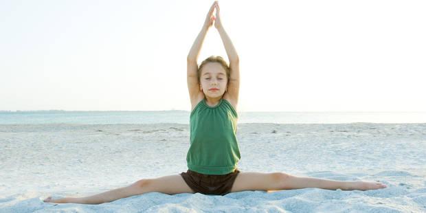 Le yoga chez les enfants est en plein essor - La DH