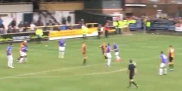 A la 95ème minute, il tente un geste fou qui fait mouche (VIDEO) - La DH