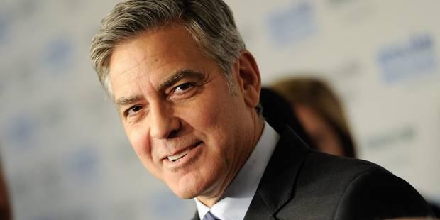 George Clooney, à 54 ans, une envie de bébé? - La DH