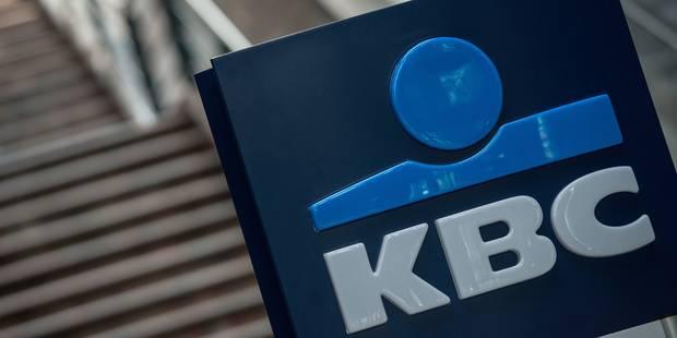 KBC délocalise des emplois vers la République tchèque - La DH