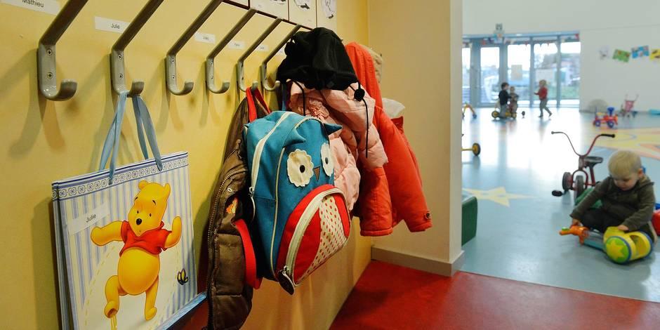 Crèches non contrôlées à Bruxelles: les chiffres - La DH