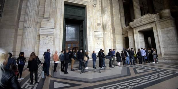 Bruxelles: faux départ pour le procès terrorisme - La DH