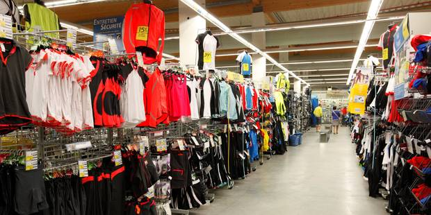 Tournai: Decathlon s'installe et va créer de 30 à 40 emplois - La DH