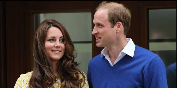 L'étrange signature de William sur le certificat de naissance du Royal Baby 2 - La DH