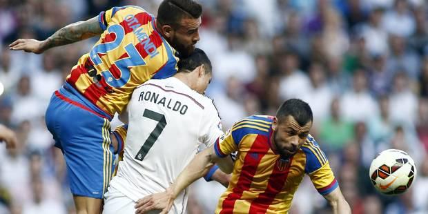 Liga: le Real perd des plumes contre Valence et laisse filer le Barça vers le titre - La DH