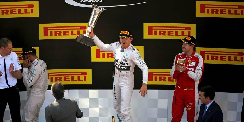 GP d'Espagne: les tops et flops d'Olivier De Wilde - La DH