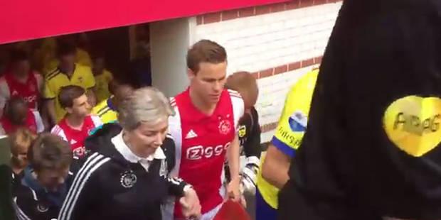 L'Ajax profite de la fête des mères pour faire le buzz - La DH