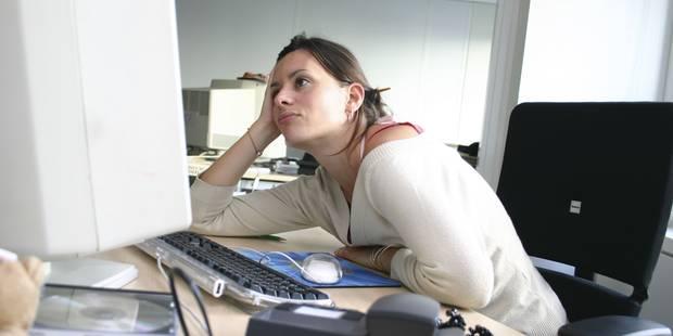 """Quand l'ennui au travail vous mène droit au """"bore out""""! - La DH"""