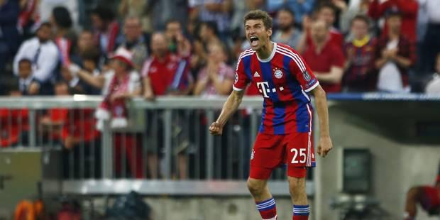 Le Bayern au panache, le Barça en finale (les buts en vidéos) - La DH