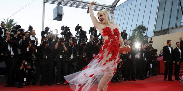 Cannes : et c'est reparti pour des montées de marches spectaculaires - La DH