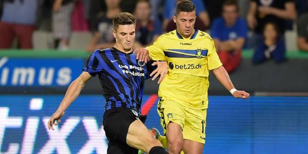 Anderlecht suit le Danois Durmisi
