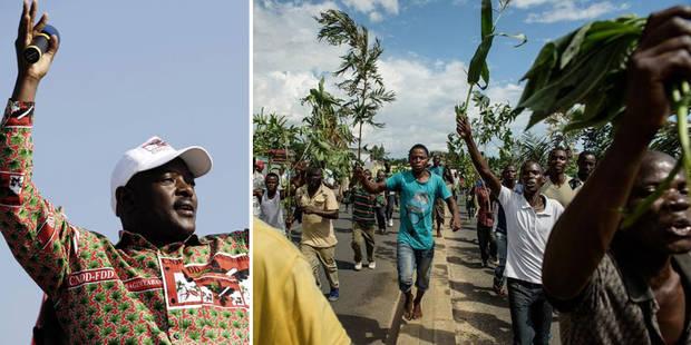 Burundi: Nkurunziza de retour à Bujumbura, au milieu des manifestations - La DH