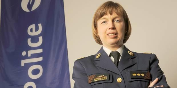 Exclusif: Catherine De Bolle est candidate à Interpol - La DH