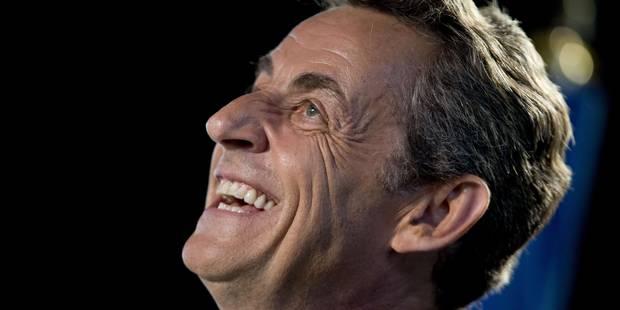 """Sarkozy sur Hollande: """"Un poids mort pour la France"""" - La DH"""