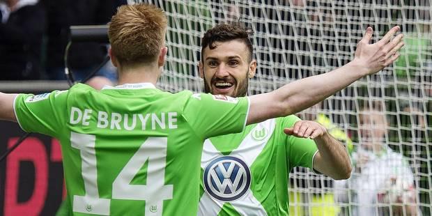 """De Bruyne sait bien se vendre: """"Je ne peux pas garantir que je serai à Wolfsburg la saison prochaine"""" - La DH"""