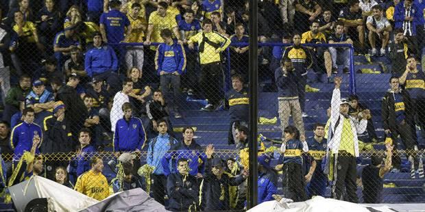 Copa Libertadores: Boca Juniors disqualifié après les incidents contre River Plate - La DH