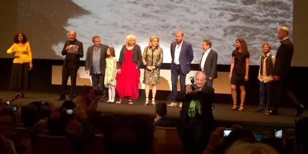 Dix minutes de standing ovation pour Jaco Van Dormael à Cannes - La DH
