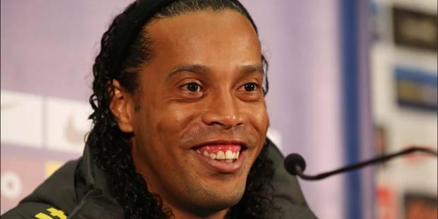 Le magicien Ronaldinho régale encore (VIDEO) - La DH