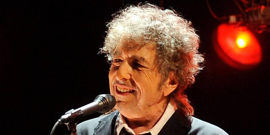 Bob Dylan en concert le 1 Novembre à Forest National