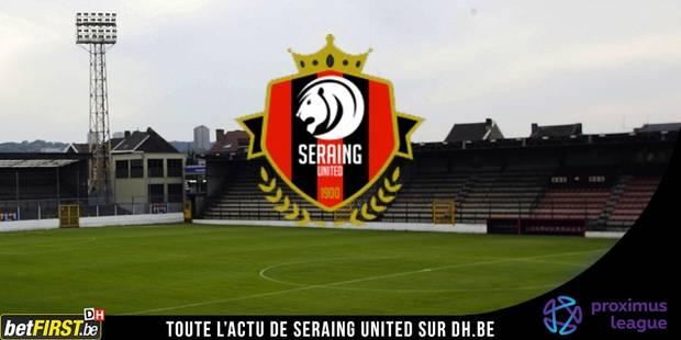 Seraing United devient le Royal Football Club Seraing - La DH
