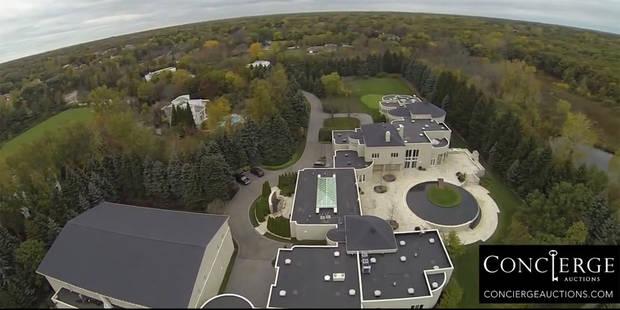 La maison de Michael Jordan est à vendre... à moitié prix - La DH