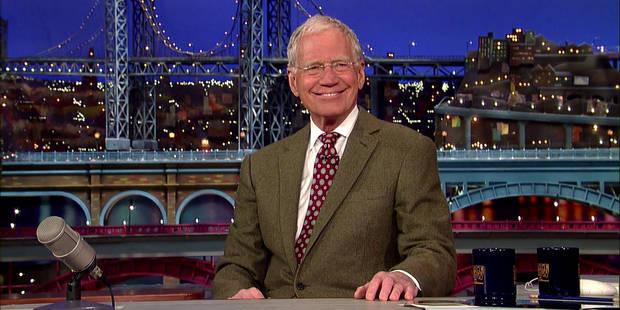 Dernier Late Show pour David Letterman, le monument de la télévision américaine - La DH